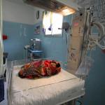 Vastasyntynyt synnytyssairaalassa