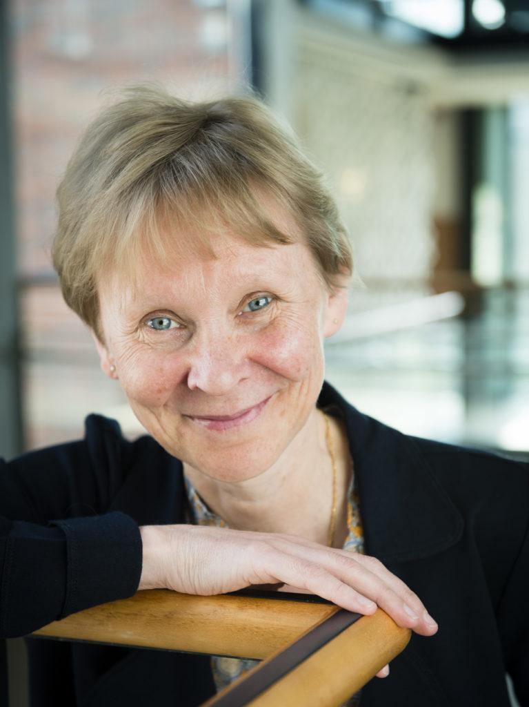 Valtion taloudellisen tutkimuskeskuksen johtava tutkija Anni Huhtala